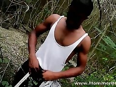 Black dick - Armano Dito from Hammerboys TV