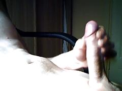 cock massage & handsfree cumshot