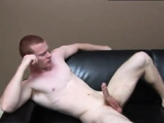 Straight young gay emo porn and straight guy tastes cum for