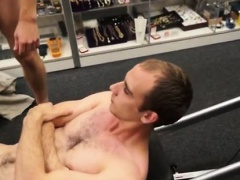 Straight guys caught fucking dudes gay Fitness trainer gets