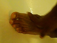 Foot Shower