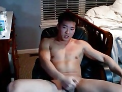 Asian Vocal Cam Wank