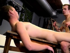 Hot gay sexy porn in thongs big dick Aiden gets a lot of pen