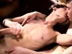 Gay using anal sex movieture The Party Comes To A Climax!