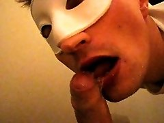 cuming in twink's mouth