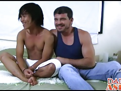 Aries is such a tiny and ticklish gay Asian tickle twin
