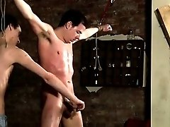 Outdoor bondage boy gay Big dicked boy Jake is well-prepped