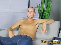Cute Twink Gets Dirty