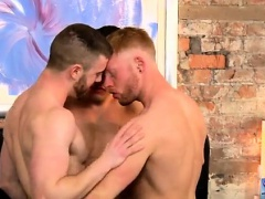 Straight tube sex gay JP Dubois Theo Ford Andro Maas