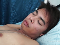 Asian Twinks Danilo and Benjamin Bareback