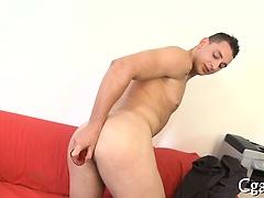 Sophisticated homo man is enjoying deep anal poundings