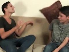 Hot gays having anal sex until cumming