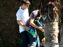 Gay twink gags on huge cock full length While Jeremiah is fu