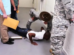 Male soldier xxx free gay first time Yes Drill Sergeant!