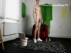 First casting David from Hammerboys TV