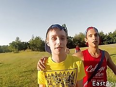 Webcam - Skater Twinks