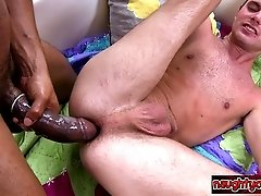 Hot twink oral cumshot