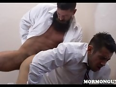 Hot Mormon Twink Fucked By Creepy Mission Leader