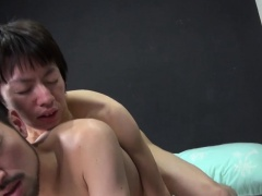 Twink asians blow loads