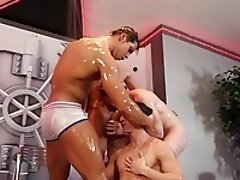 From Strip with Shower to Fuck in Shower